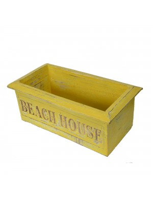Caixa Beach House Amarela