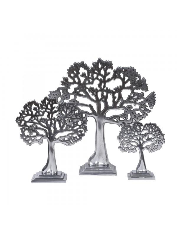 Árvore de Metal Média