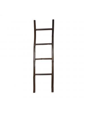 Escada Bambu Média Marrom